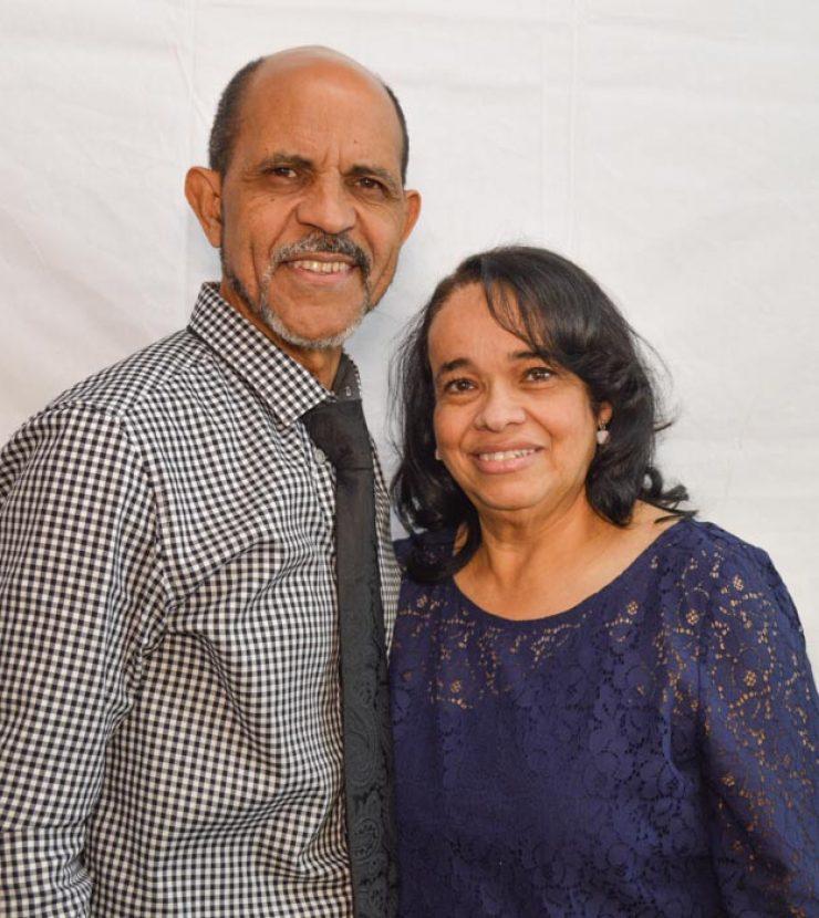 Jose Miguel & Ana Alvarez