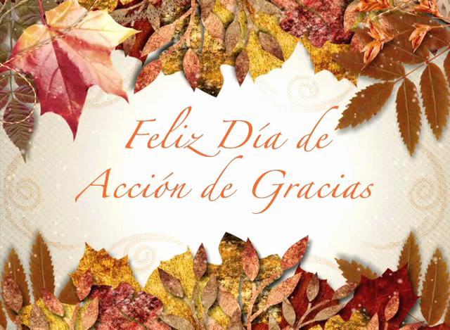 """Servicio Especial """"Dia de Acción de Gracias"""""""