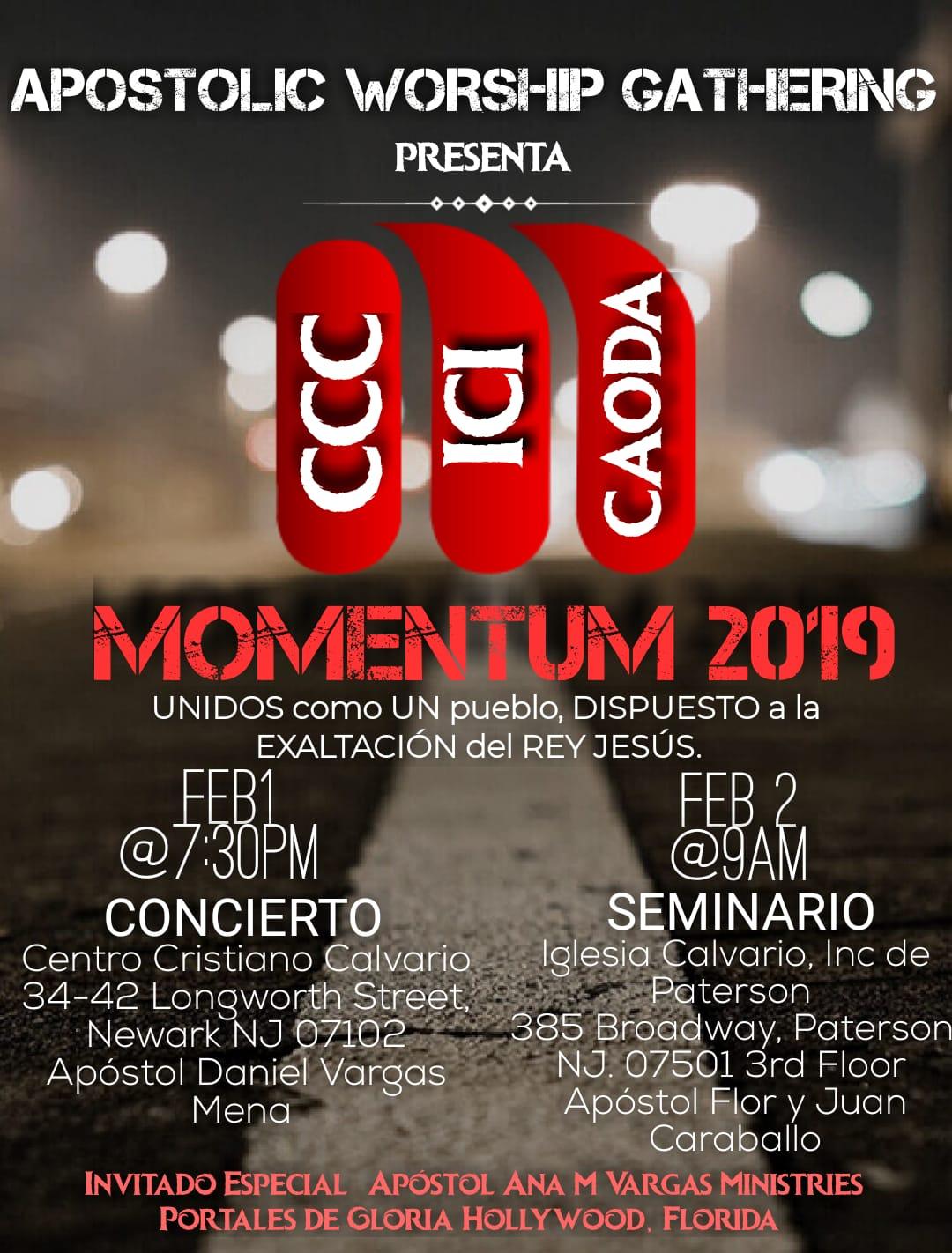 Momentum2019